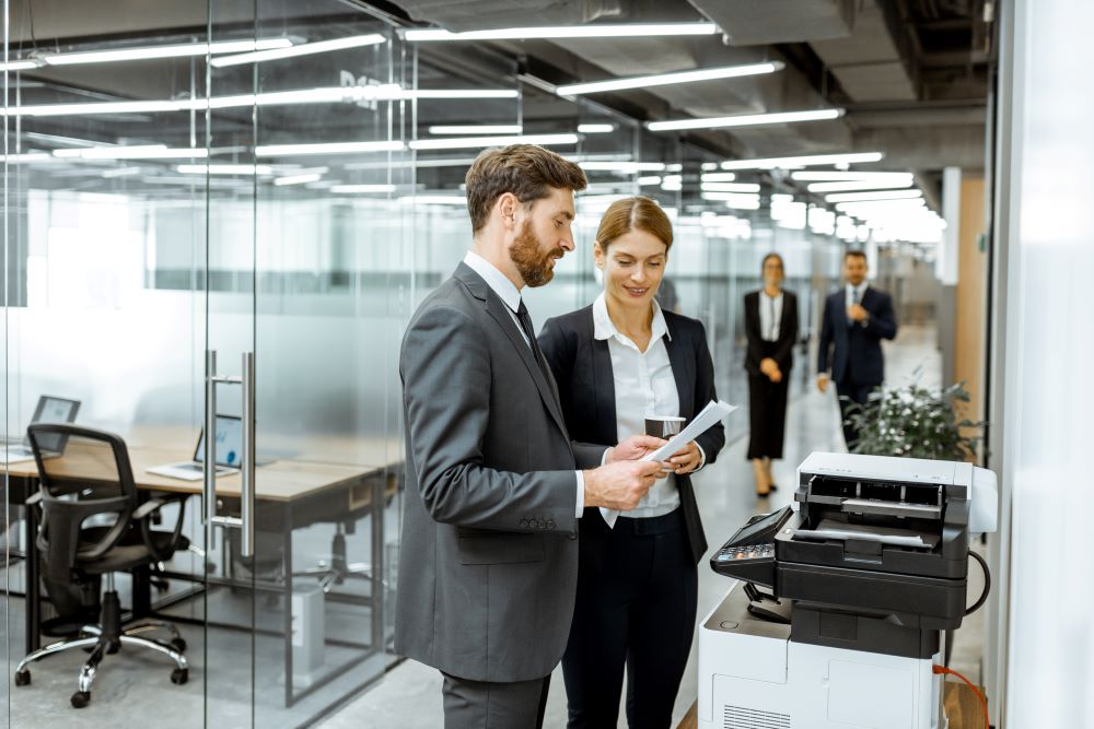 Gain Control of Your Printing Environment with Managed Print Services